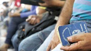 Pedidos de seguro-desemprego caem 1,9% na primeira quinzena de julho