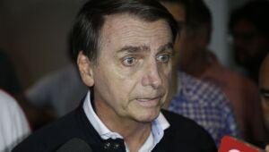 """""""É impossível governar o Brasil"""", diz Bolsonaro após Senado rejeitar veto"""