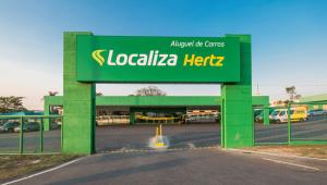Ações da Localiza caem; empresa tem alta de quase 60% no lucro do 3º tri
