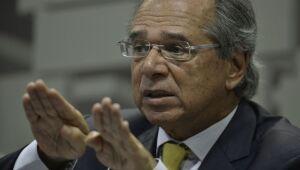 União pode quebrar se forem criados novos fundos, diz Guedes