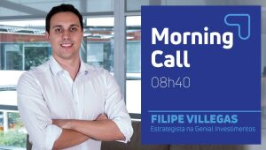 AO VIVO: Acompanhe o Morning Call da Genial Investimentos