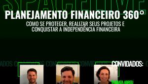 """Spacelive: """"Planejamento financeiro é mais do que poupar e investir"""""""