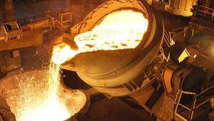 Siderúrgicas e Vale sobem forte com valorização do minério de ferro e rali chinês