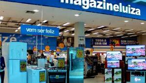 Magazine Luiza lidera perdas do Ibovespa após desdobramento de ações