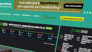 SpaceMoney prepara estreia de novo portal