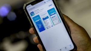 Atualização do Caixa Tem é suspensa até maio, diz presidente do banco