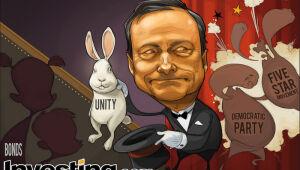 Mario Draghi salvou o euro. Ele pode salvar a Itália?