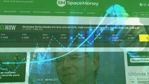 SpaceMoney inicia 2º ciclo de crescimento com explosão de 180% na audiência do portal