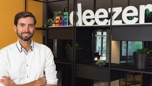 Jeronimo Folgueira assume como novo CEO global da Deezer em junho