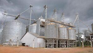 Capacidade de armazenagem agrícola tem leve retração
