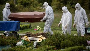 Brasil registra 202 mortes por covid-19 em 24 horas