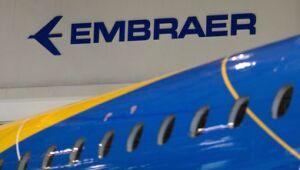 Embraer (EMBR3) entrega primeiro jato de edição limitada criada em parceria com a Porsche