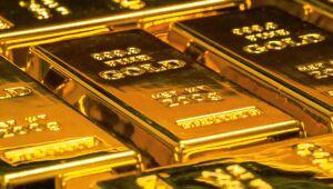 Ouro atinge máxima de duas semanas