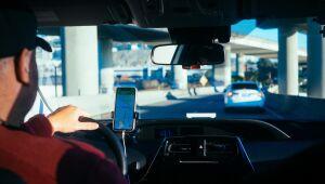 Uber (U1BE34) prevê 1º lucro ajustado; BDRs disparam