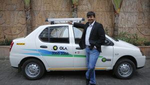 Empresa de transporte de passageiros Ola prepara para IPO de até US$1 bi