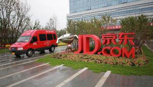 Chinesa JD.com supera expectativas para lucro trimestral e bate recorde de novos usuários