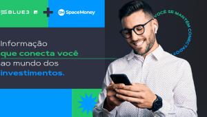 Novos canais SpaceMoney trazem cobertura especial da B3 e mercados de previdência e seguros