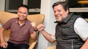 Time reforçado! Johnson Chen, mentor de startups, é o novo co-CEO da SpaceMoney