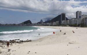 Copacabana, um dos destinos turísticos mais procurados no Rio de Janeiro