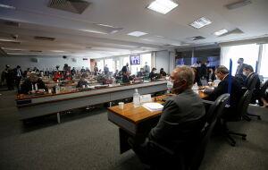 CPI entrega relatório final ao TCU e à Procuradoria da República no DF