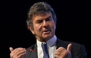 Presidente do STF recebe relatório da CPI da Pandemia