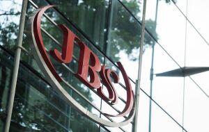 Fachada de prédio da JBS