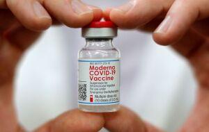 Moderna sobe com anúncio de que sua vacina contra Covid se mostra promissora em crianças de 6 a 11