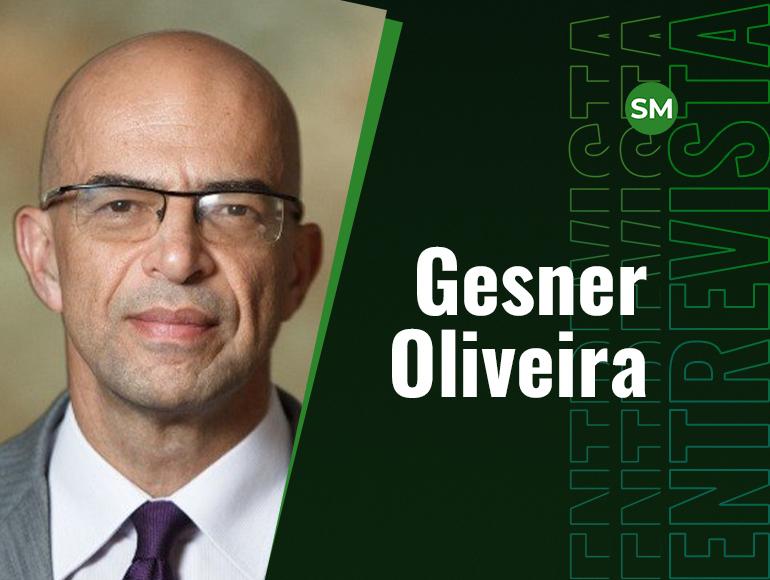 Gesner Oliveira - Economista e ex-presidente da Sabesp