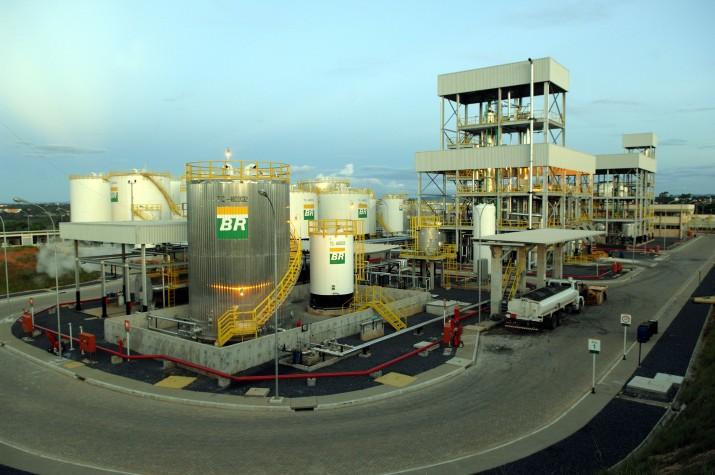 Fábrica de Biodiesel