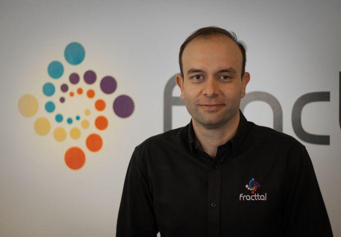 Christian Struve, CEO e Co-fundador da Fracttal.