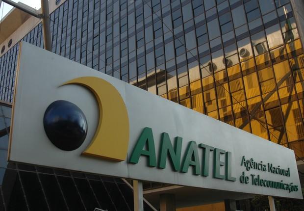Fachada Anatel