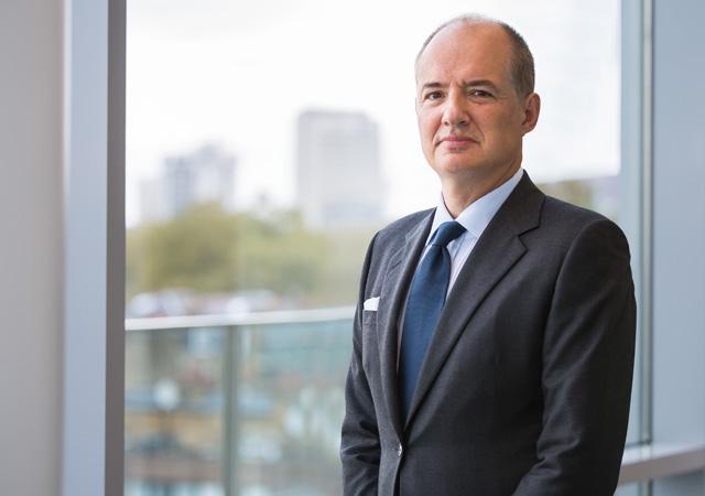 Emmanuel Roman, CEO global da gestora Pimco