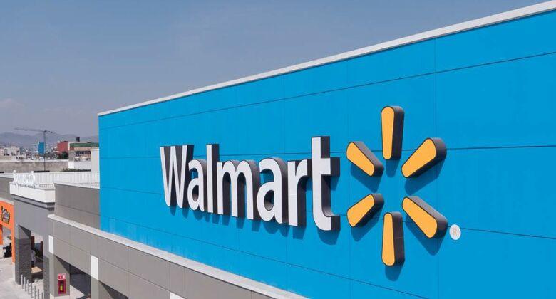 Fachada Walmart no México