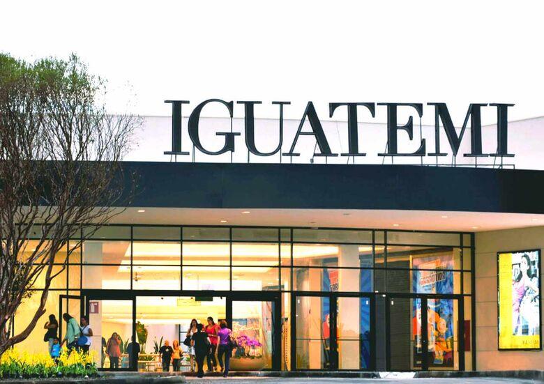 Fachada Iguatemi