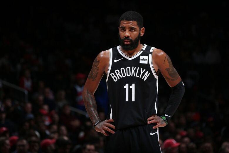 Kyrie Irving, do Brooklyn Nets