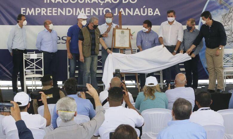 Cerimônia - Ministério de Minas e Energia