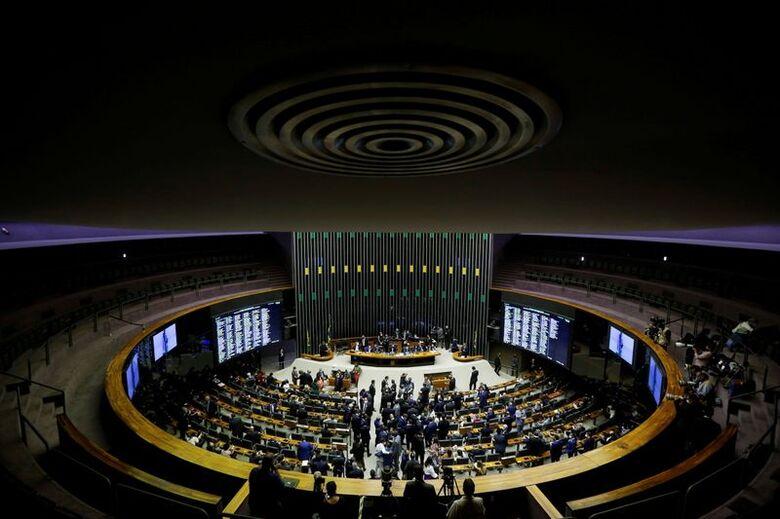 Plenário Câmara dos Deputados