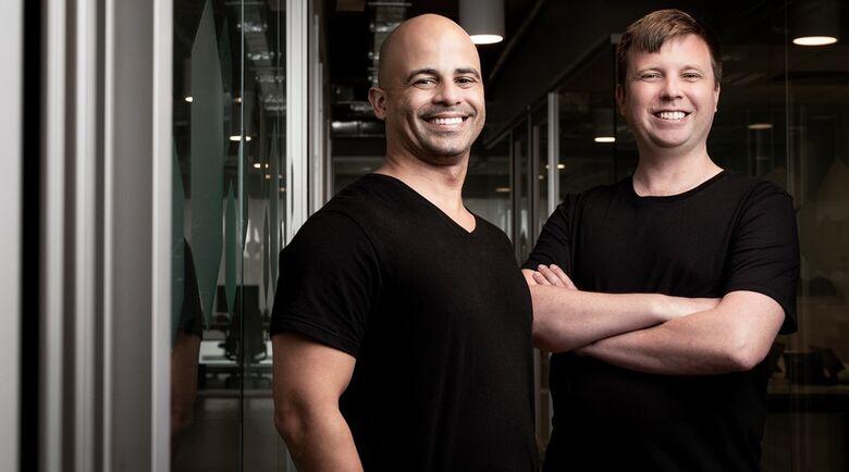 Ruben Guerrero e Tyler Richie, fundadores da Sprout