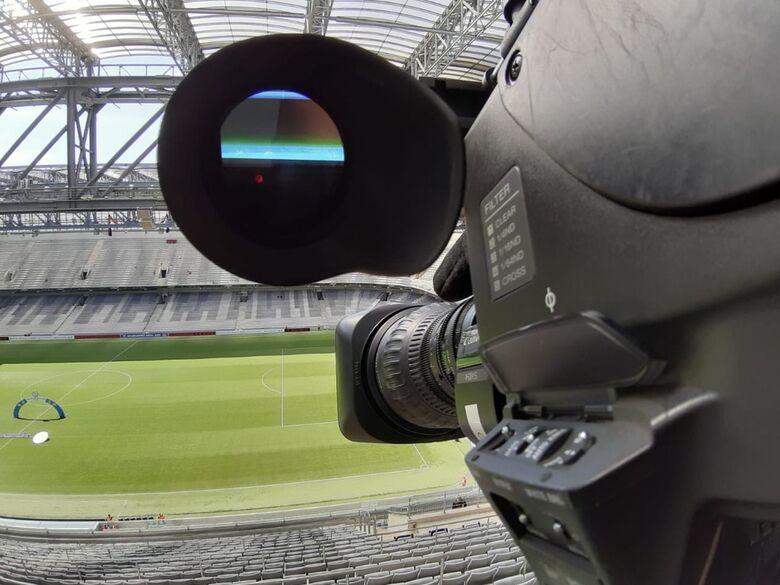Câmera - transmissão