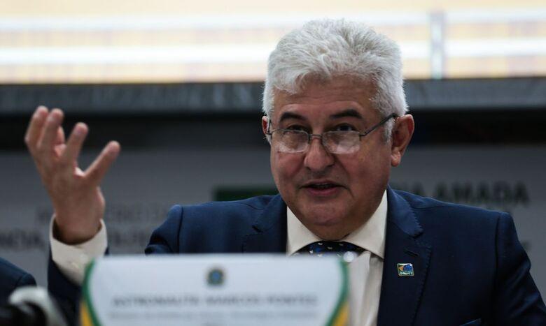 Ministro Marcos Pontes