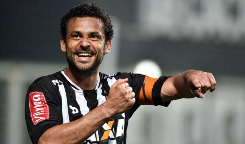 Fred, pelo Atlético-MG