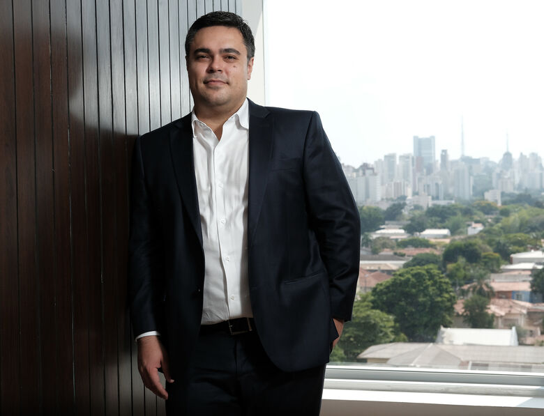 Olavo Cabral Netto, fundador e CEO da Listo