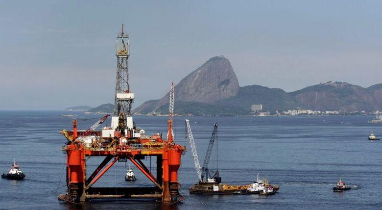 Plataforma no Rio de Janeiro