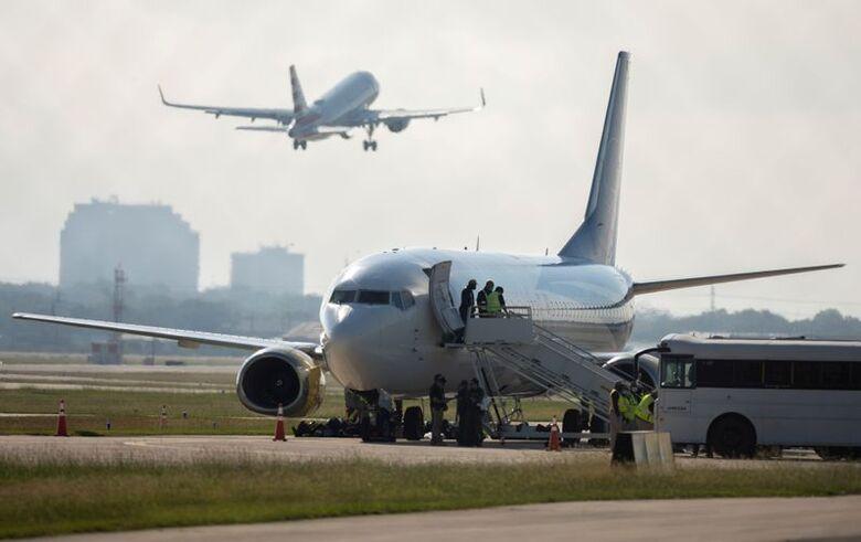 Aeroporto de San Antonio, Texas