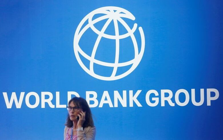 Logo do Grupo Banco Mundial