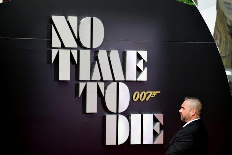 """Pré-estreia de """"007  Sem Tempo para Morrer"""" em Londres"""