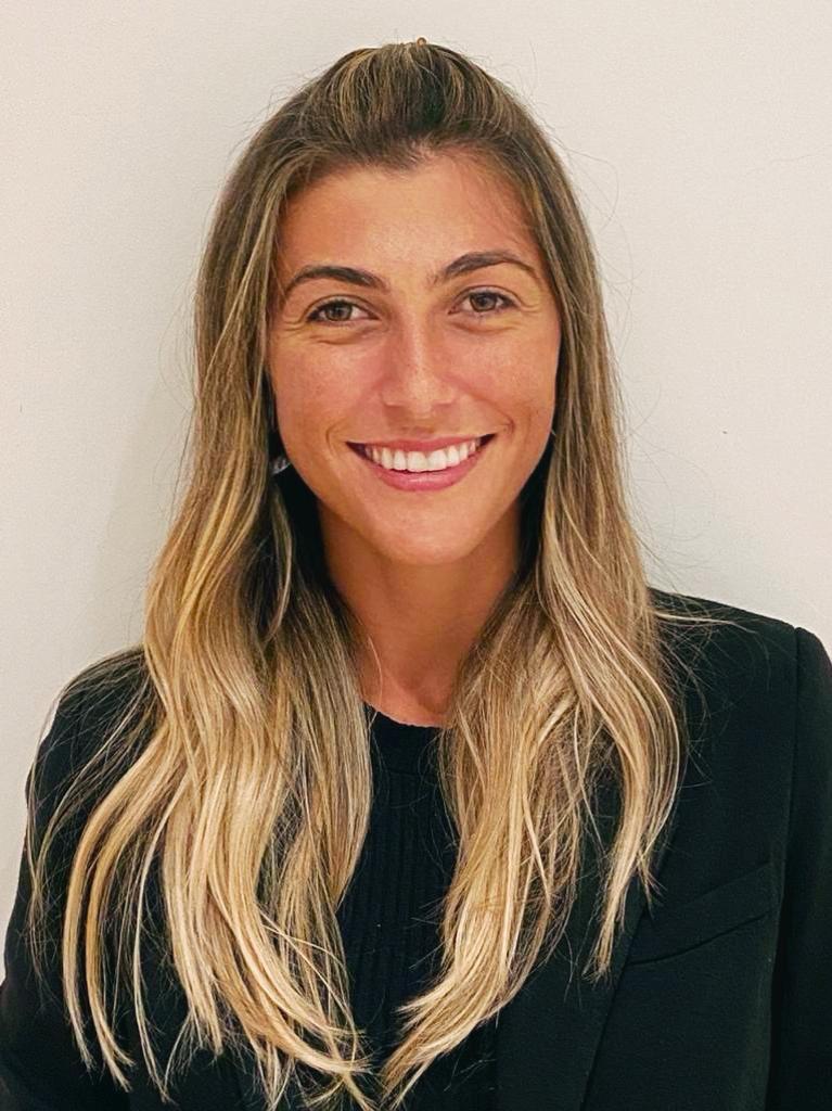 Gabriella Baeta, nova colaboradora da Blue3